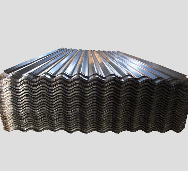 GALVALUME CORRUGATED STEEL PLATE